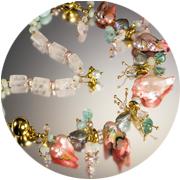 Baroque pearl necklace/bracelet